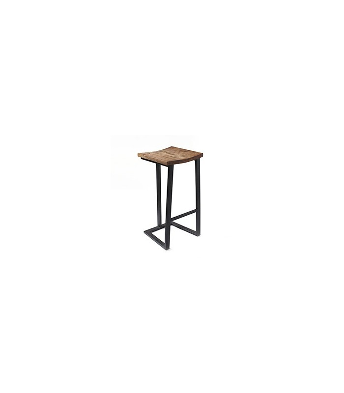 tabouret bois et metal id e int ressante pour la conception de meubles en bois qui inspire. Black Bedroom Furniture Sets. Home Design Ideas