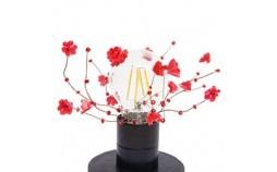 Ampoule à LED Roses
