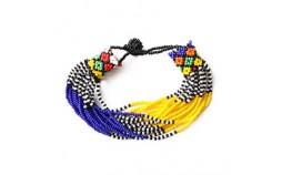 Bracelet en Perles Zulu