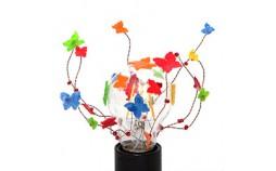 Ampoule à LED Papillons