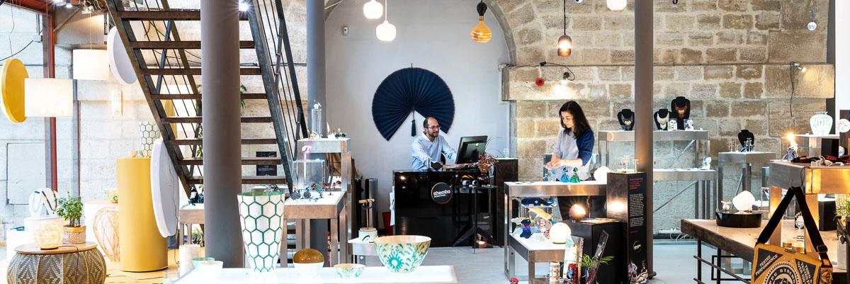 Le concept store Ithemba en plein coeur de Paris
