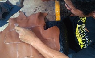 Philippines - Atelier Cuir