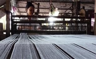 Vietnam - Bambou tissé